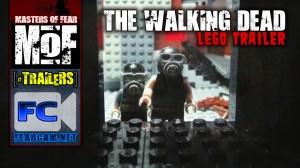 Movie Trailers - Walking Dead Lego