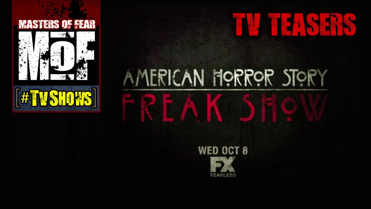 [#TVNews] American Horror Story - Freak Show Teasers ...