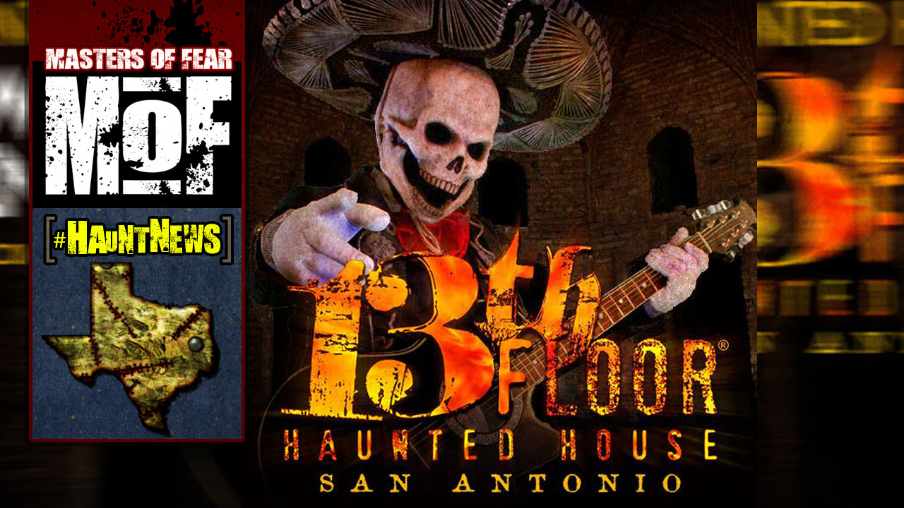 Hauntedhouse don 39 t be a monster is at pease middle for 13th floor haunted house san antonio