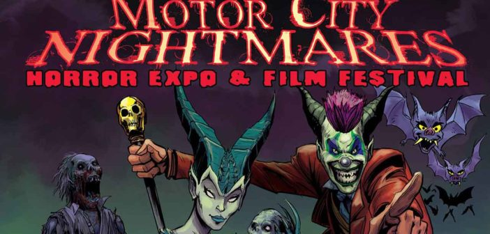 Motor City Nightmares Horror Expo & Film Festival | April 28th