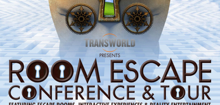 TransWorld's Room Escape Show & Conference | MAY 1st – 5th