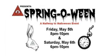 RED VEIN ARMY presents: Spring-O-Ween | May 5th