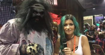 Knott's Scary Farm's one and only Otis stopped sca…
