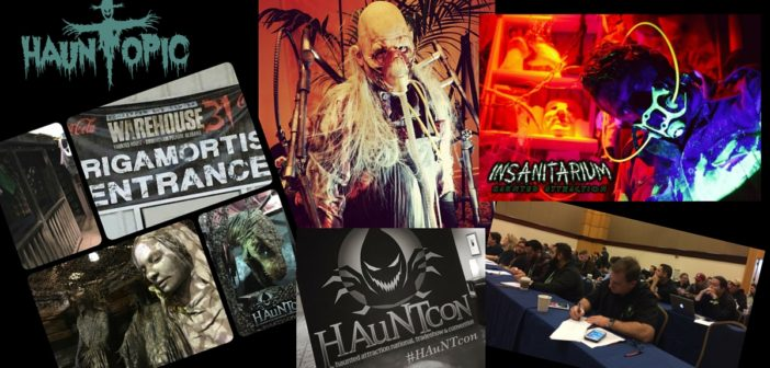 Live from HAuNTcon 2016: On the Road with a Traveling Haunt Convention – HaunTopic Radio: Halloween|Haunted House|Haunted Attraction Podcast