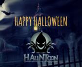 Happy Halloween from HAuNTcon!  #hauntcon