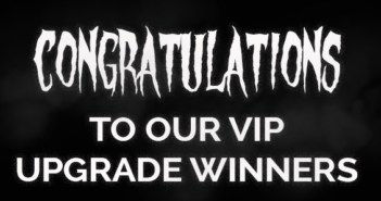 Congratulations to our VIP upgrade winners Steve, …