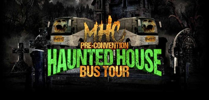 Midwest Haunters Convention 2018 Haunted Bus Tour