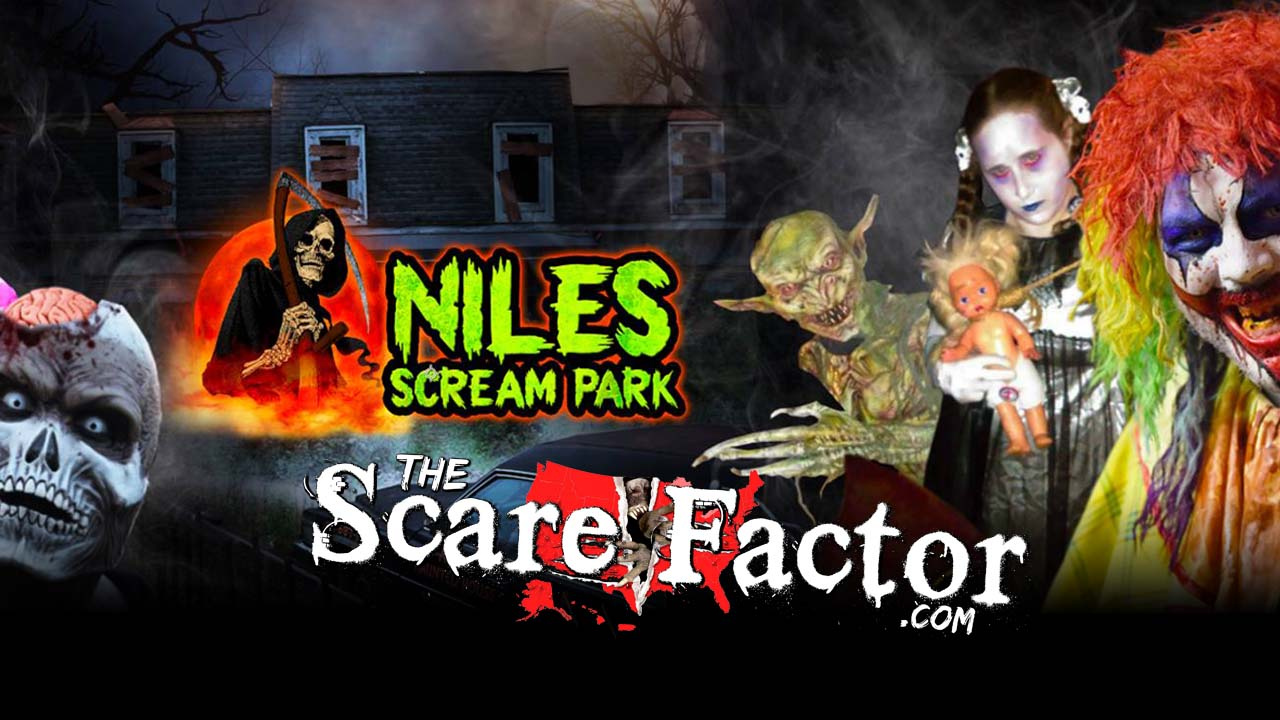 The Scare Factor 2017 Haunt Review for Niles Scream Park