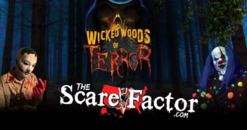 The Scare Factor 2017 Haunt Review for Wicked Woods of Terror Haunted Trail
