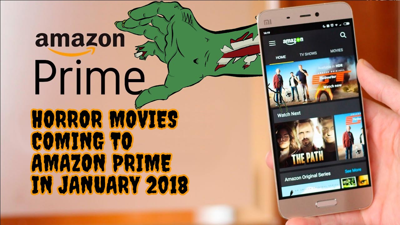 Horror Movies Coming to Amazon Prime in February 2018