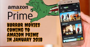 Horror Movies Coming to Amazon Prime in January 2018