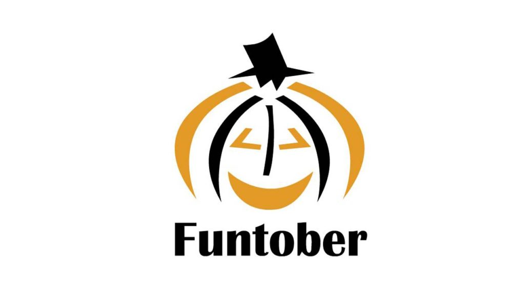 If you love Fall, October and Halloween, then Funtober is for you.