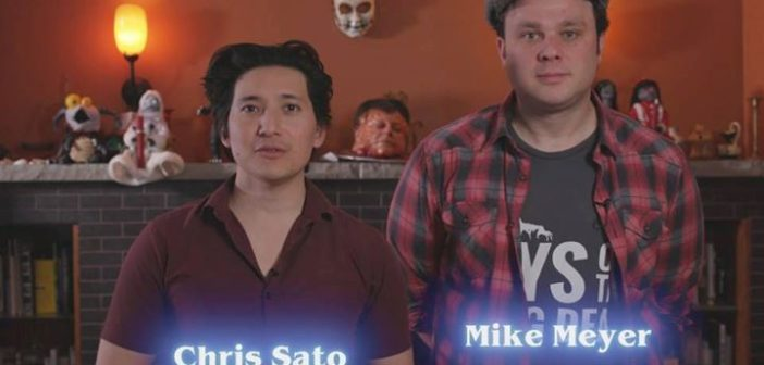Chris and Mike from Yokai Films (Days of the Living Dead, Zombie Army Production…