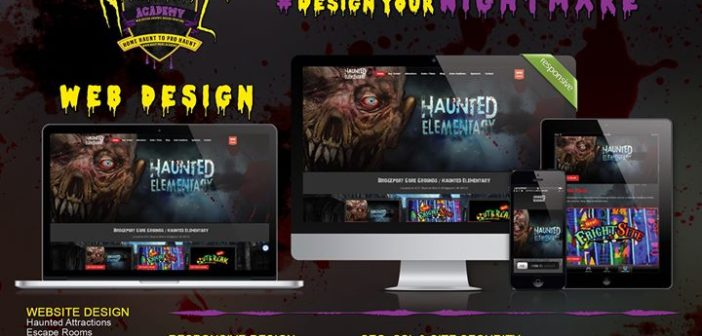 Website Design Packages by Nightmare Academy! Tran…