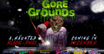 Christmas-themed Haunted House to unleash Evil Elves, Scary Snowmen and Krampus