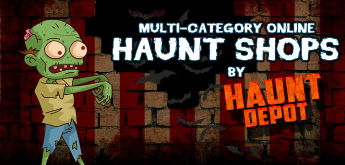 Multi-Category Online Haunt Shops